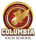 Columbia High School International Baccalaureate World School Fly Like An EagleLogo