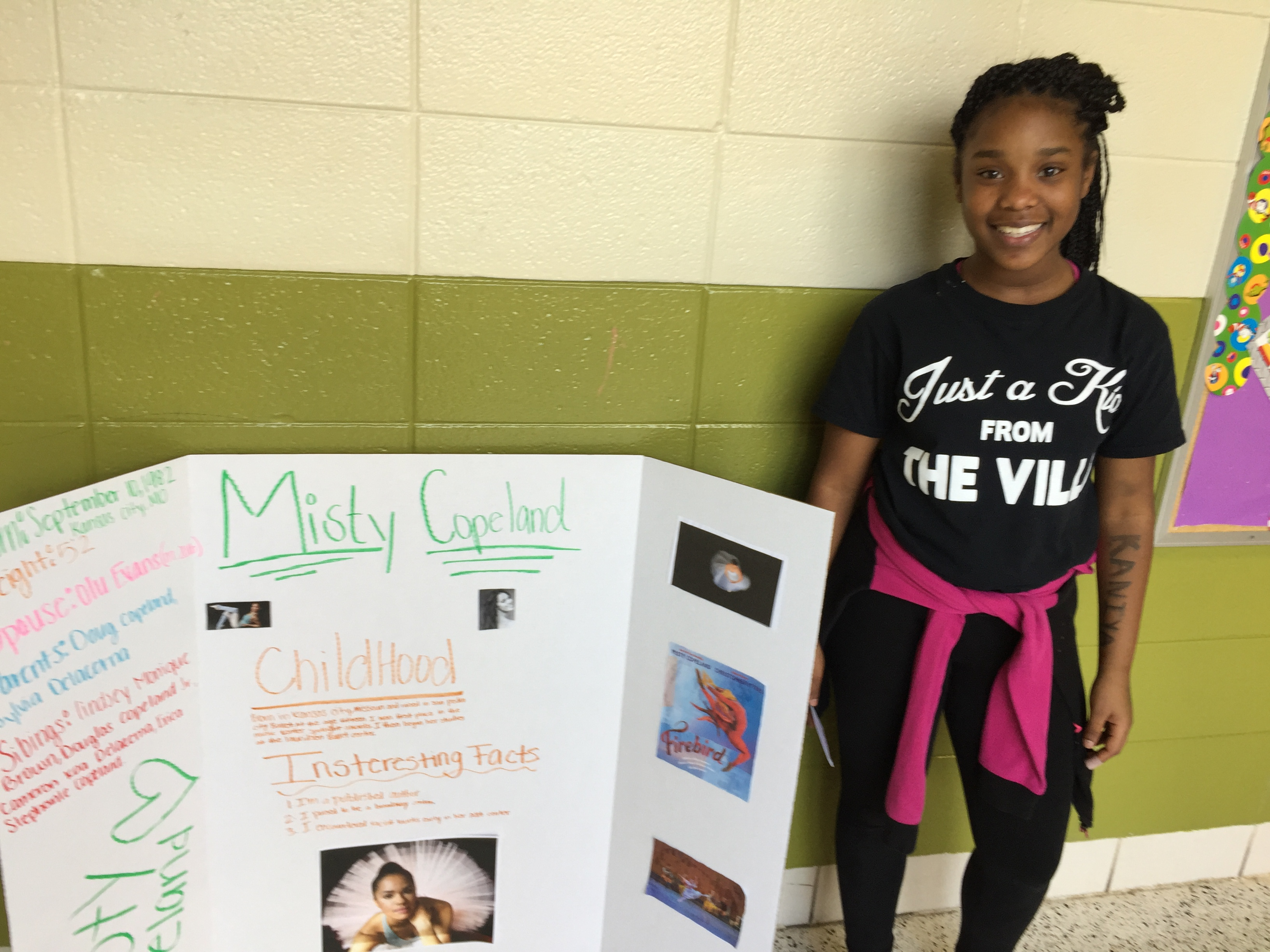 Bullying And Students With Disabilities >> Black History Wax Museum | Dawson Elementary | Huntsville City Schools
