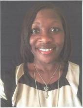 Head shot image of Ms. Tameka McGill