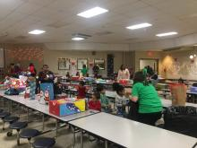 Heal for Real donations to Pre-K students