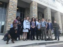 New Century Speech and Debate Team had an excellent showing at the season's first tournament!