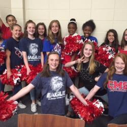 CMS Cheerleaders