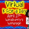 Read Virtual K for a Day