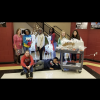 View Group photo of JS2S students at Williams MS