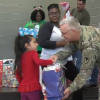 Read Morris Students Receive Holiday Surprises