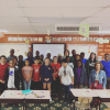 View Students from the Francophone countries in Africa visit ASFL's French class