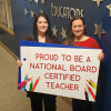 Read Two of Columbia's Teachers Receive National Board Certification!