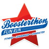 boosterthon fun run logo red star