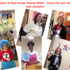 pictures of teachers dressed as book characters