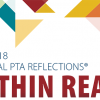 2017-2018 PTA Reflections Logo Within Reach