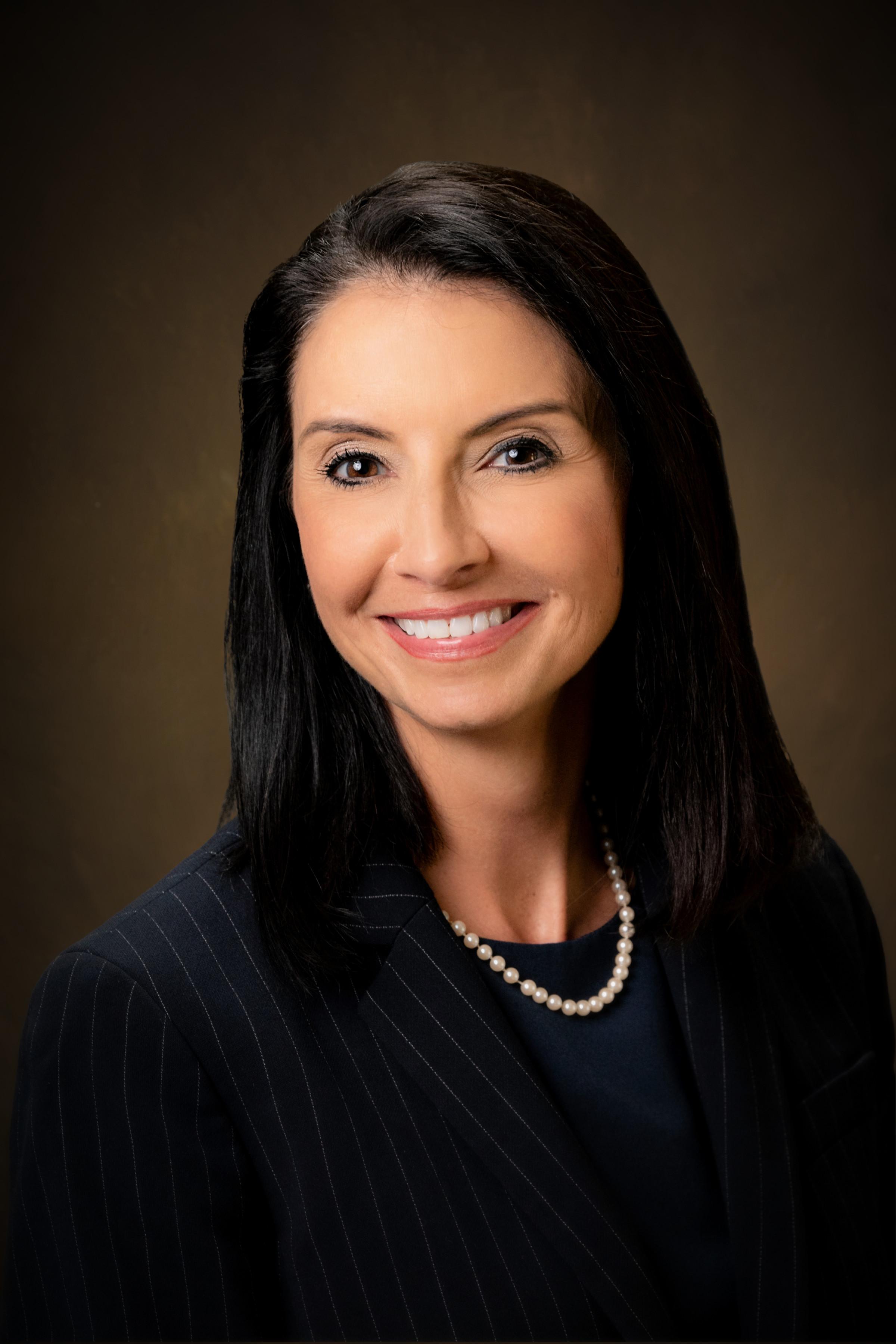 Superintendent Christie Finley
