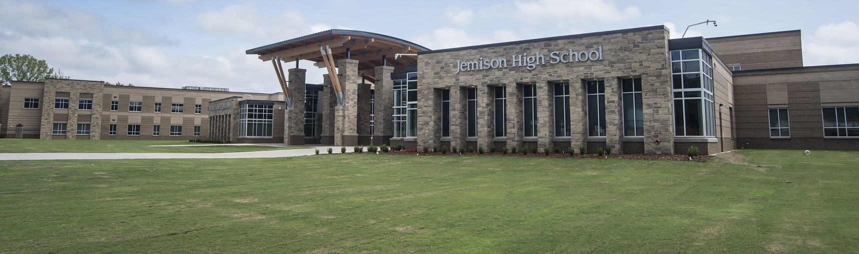 Jemison High School Banner
