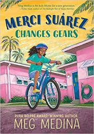 Merci Suarez by Meg Medina book cover