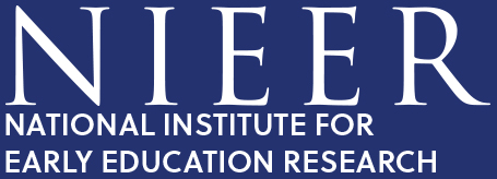 National Institute for Early Education Research Logo