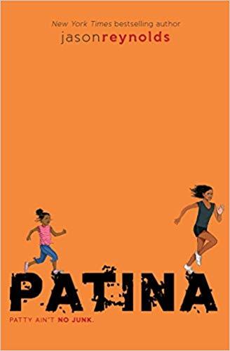 Patina by Jason Reynolds book cover