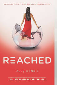 Reached by Ally Condie book cover
