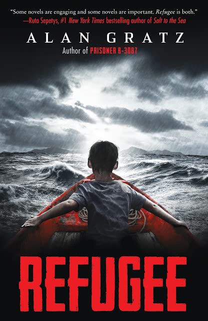 Cover of Refugee by Alan Gratz
