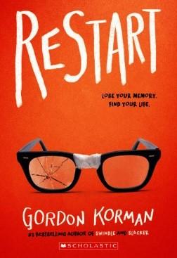 Cover of Restart, by Gordon Korman
