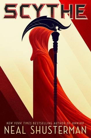 Cover of Scythe by Neal Shusterman