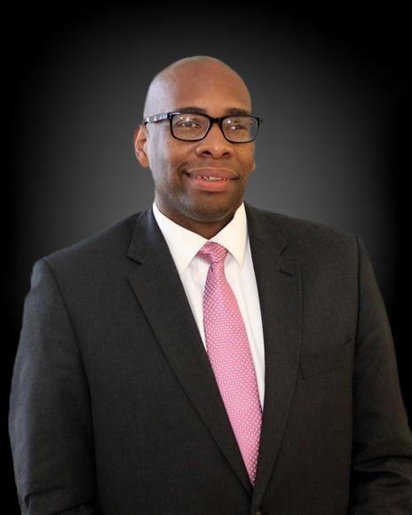 Dr. Clarence Sutton headshot