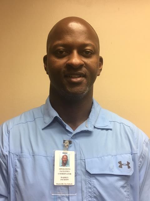 Mr. Warren Jackson head/shoulders image