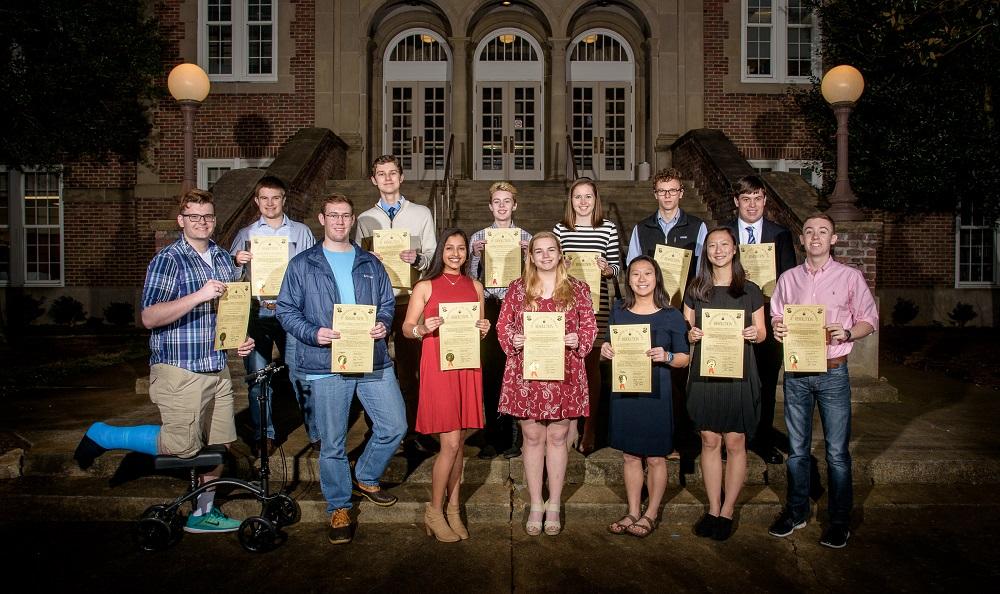Merit Scholars Finalists