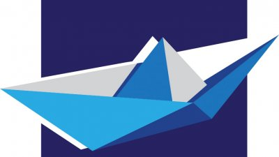 Sail Paper Airplane Logo