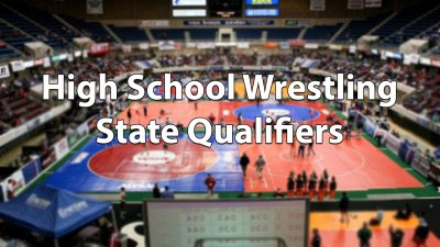 High School Wrestling State Qualifiers