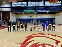 7th Grade All-City Basketball champions