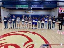 8th grade all-city boys basketball champions