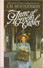 Anne of Green Gables by L.M. Montgomery book cover