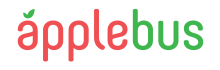 Apple Bus Logo