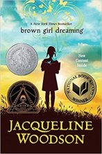 Cover of Brown Girl Dreaming by Jacqueline Woodson