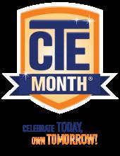 Career Tech Month Logo