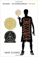 Cover of Crossover, by Kwame Alexander