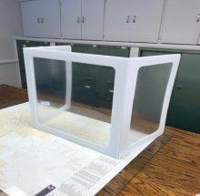A Desk Shield