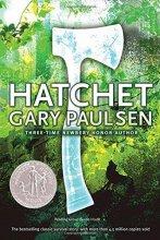 Hatchet by Gary Paulsen book cover