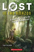 Cover of Lost in the Amazon by Todd Olson