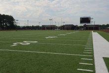 Milton Frank Football Field
