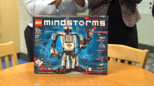LEGO Mindstorm Robot in Packaging
