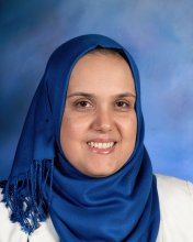 Mrs Maha Arafat headshot