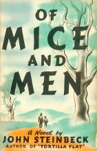 Cover of Of Mice and Men, by John Steinbeck