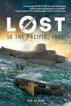 Lost in the Pacific, 1942: Not a Drop to Drink book cover