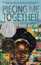 Cover of Piercing Me Together by Renee Watson