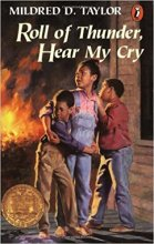 Roll of Thunder Hear My Cry by Mildred D. Taylor book cover