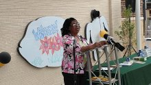 Ms. Dolly Jackson Speaks at Sonnie Hereford