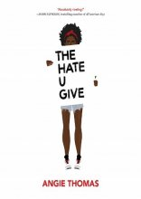 Cover of The Hate U Give, by Angie Thomas