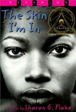 The Skin I'm in by Sharon Flake book cover