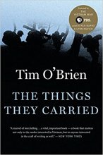 The Things They Carried by Tim O'Brien book cover