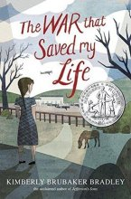 The War That Saved My Life by Kimberly Bradley book cover